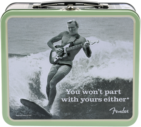Fender Lunchbox
